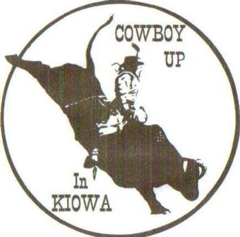 Cowboy Up in Kiowa