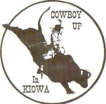 Cowboy Up in Kiowa